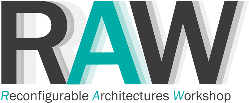 26th Reconfigurable Architectures Workshop (RAW 2019)